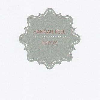 Buy Online Hannah Peel - Rebox EP (Vinyl)