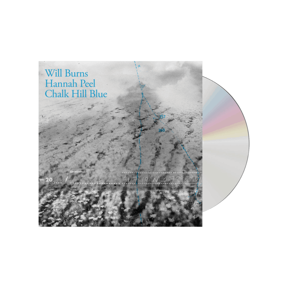 Buy Online Hannah Peel - Chalk Hill Blue (Signed)