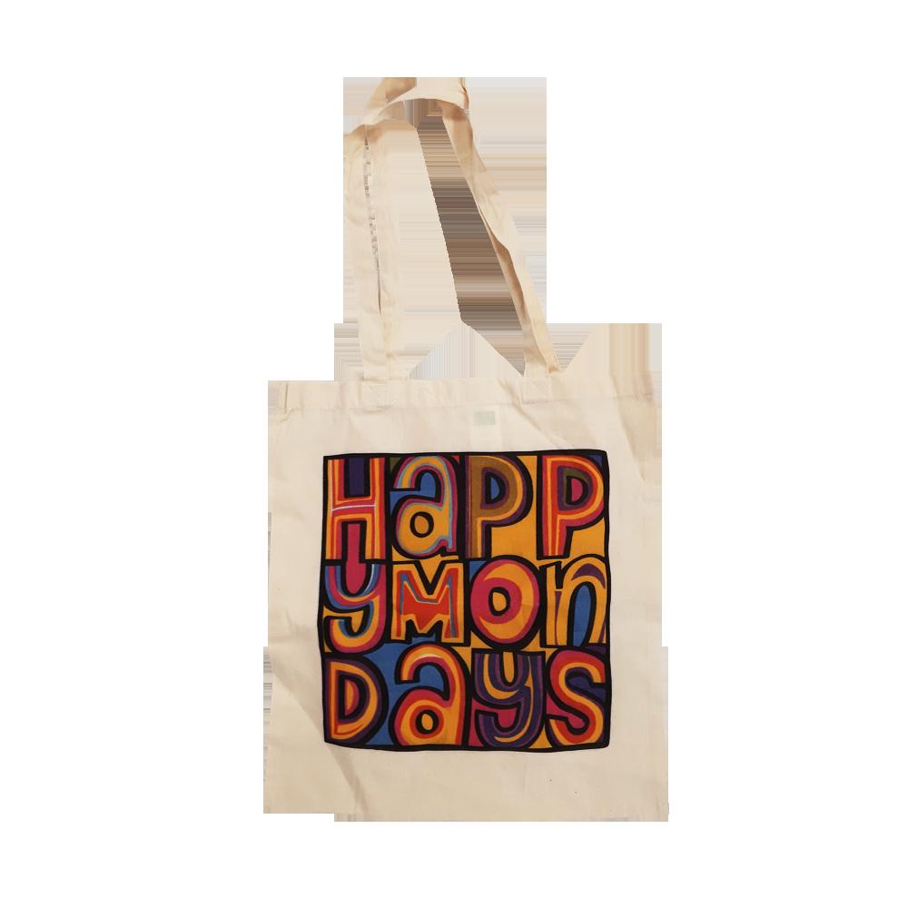 Buy Online Happy Mondays - Logo Tote Bag