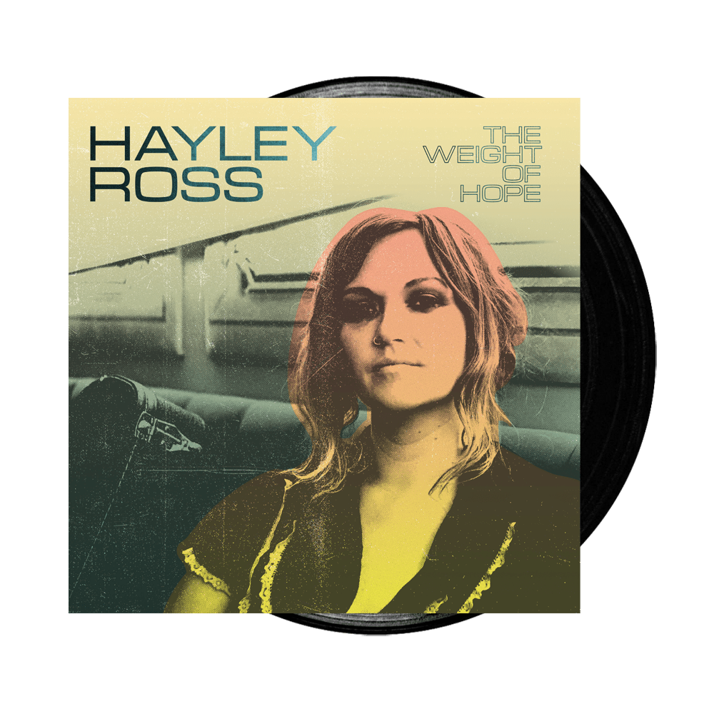 Buy Online Hayley Ross - The Weight Of Hope (Signed)