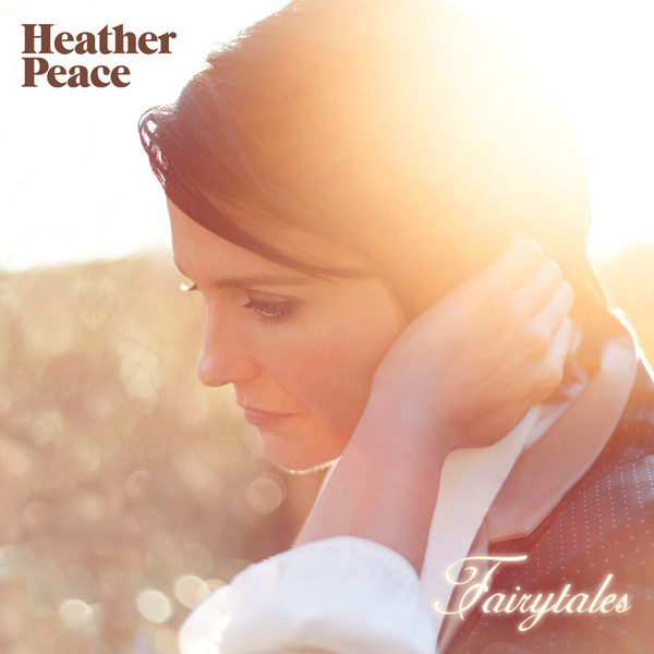 Buy Online Heather Peace - Signed Fairytales CD Album