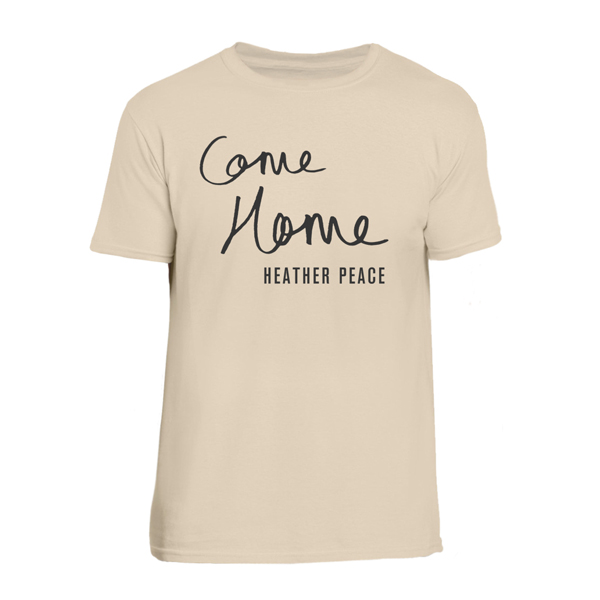 Buy Online Heather Peace - Sand Come Home T-Shirt
