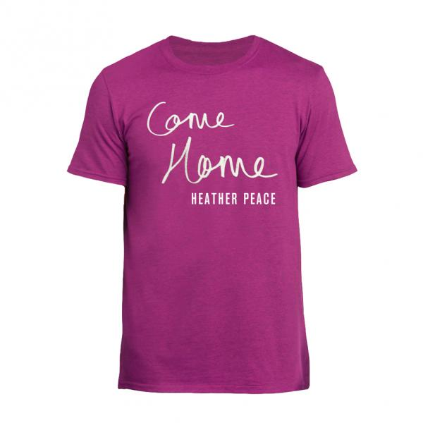 Buy Online Heather Peace - Pink Come Home T-Shirt