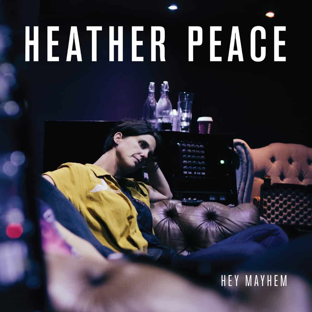 Buy Online Heather Peace - Hey Mayhem CD Album (Signed)