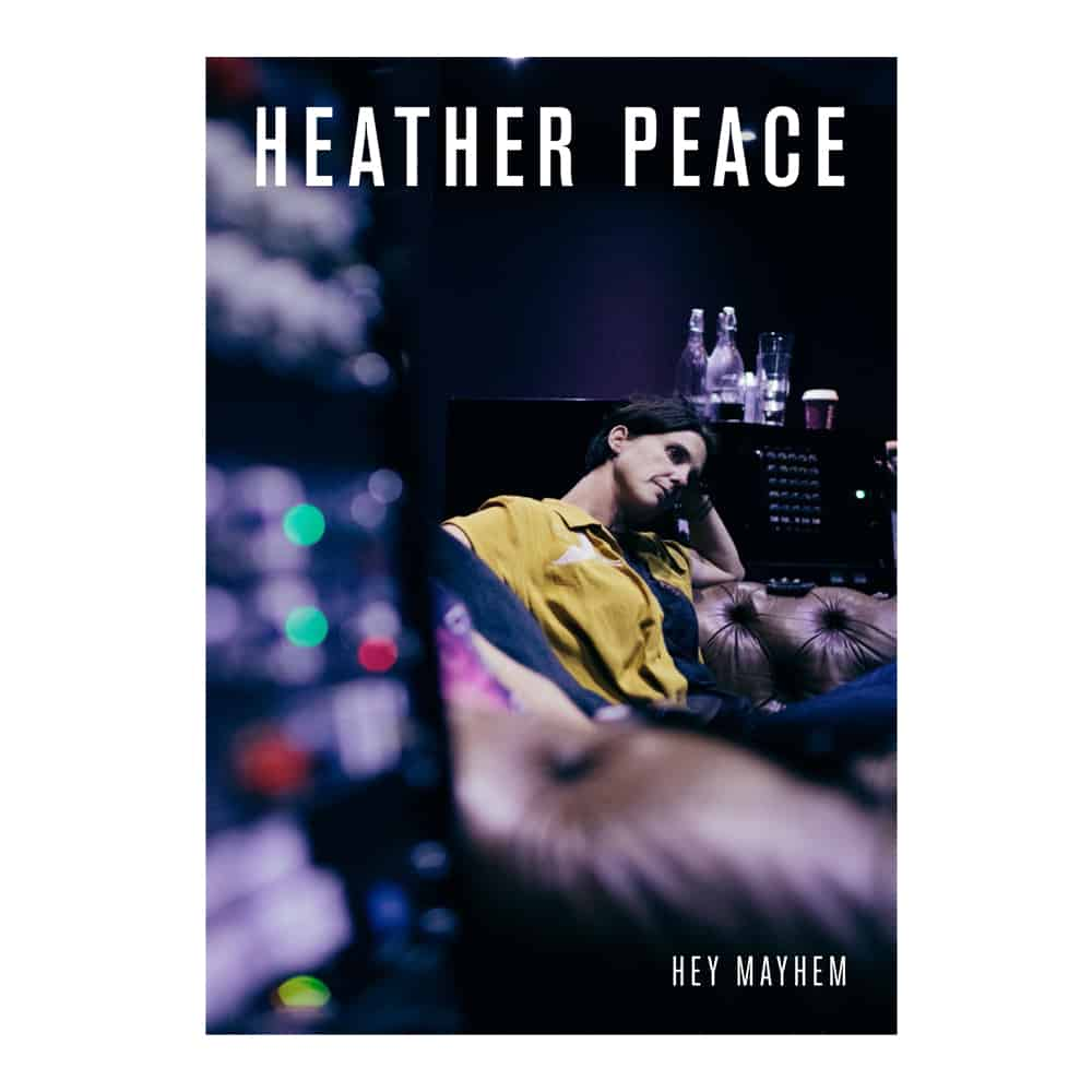 Buy Online Heather Peace - A4 Album Artwork Poster (Signed)