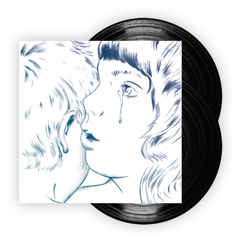 Buy Online Hercules & Love Affair - Omnion Deluxe Double Vinyl LP (Limited Edition Clear Sleeve) (Signed)