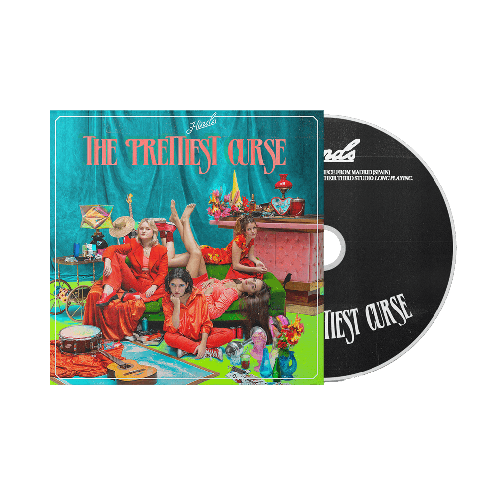 The Prettiest Curse CD Album CD