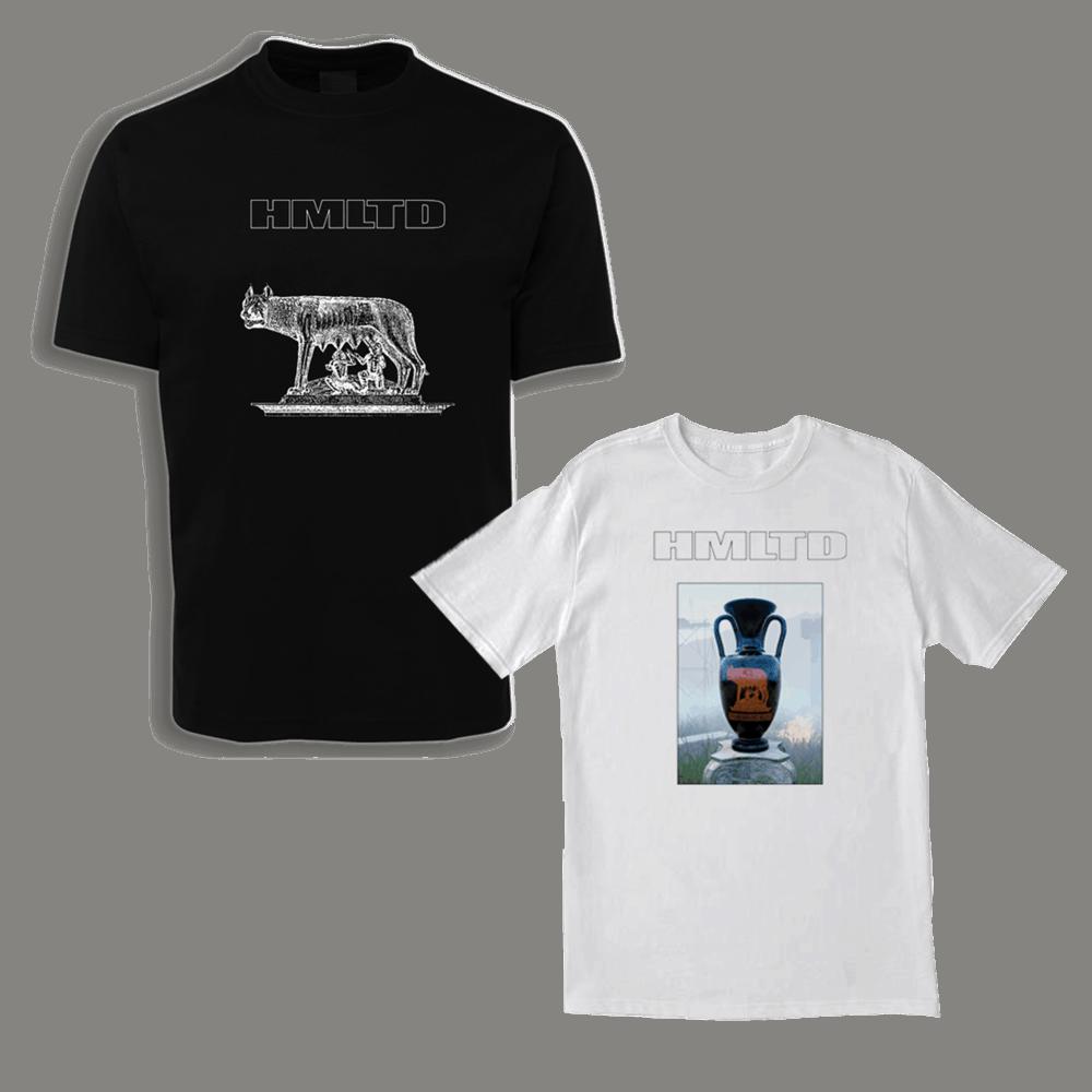 Buy Online HMLTD - HMLTD T-Shirt