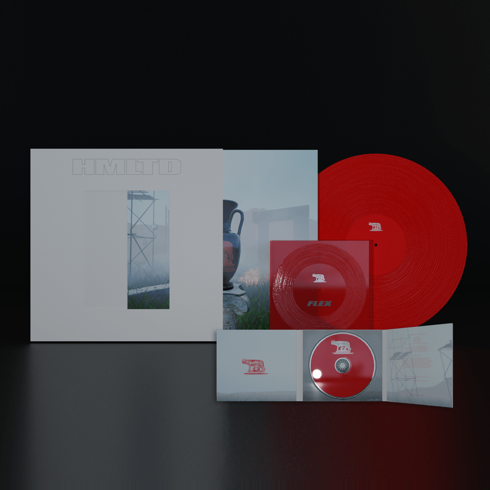 Buy Online HMLTD - Deluxe Red Vinyl + CD