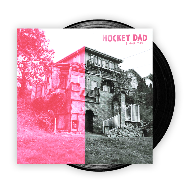Buy Online Hockey Dad - Blend Inn Vinyl LP