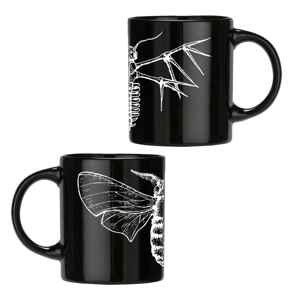 Buy Online Holding Absence - Moth Mug