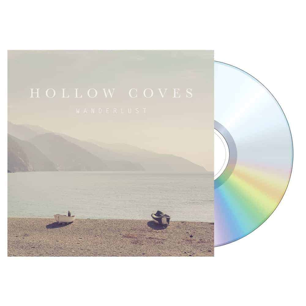 Buy Online Hollow Coves - Wanderlust EP CD