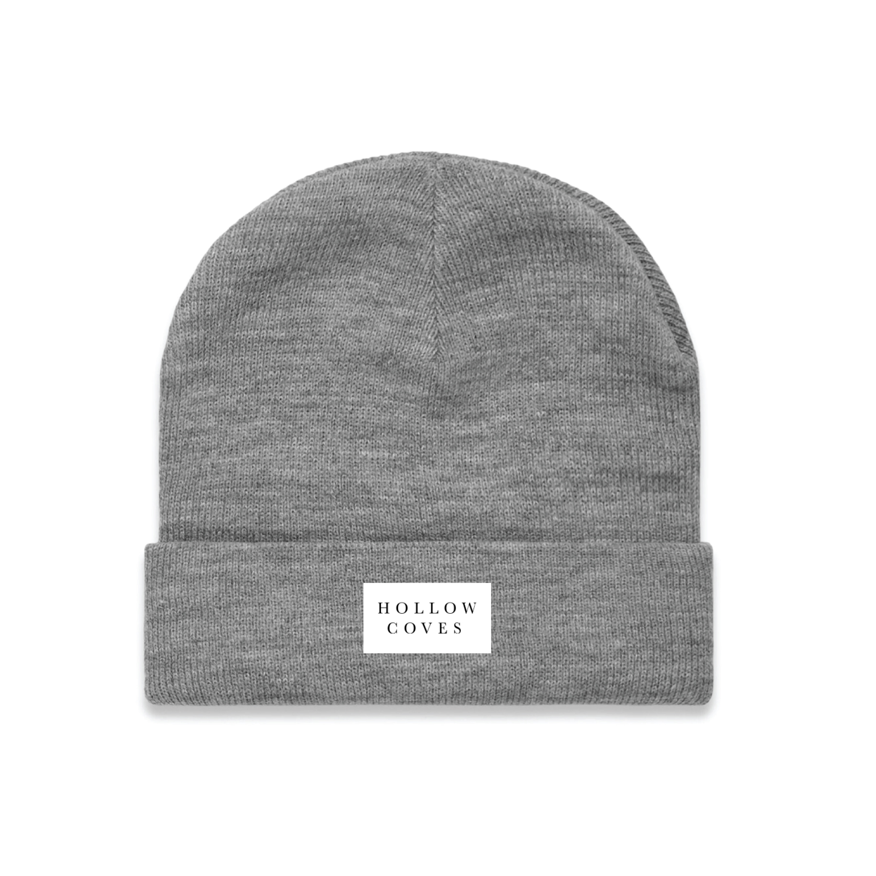 Buy Online Hollow Coves - Grey Beanie