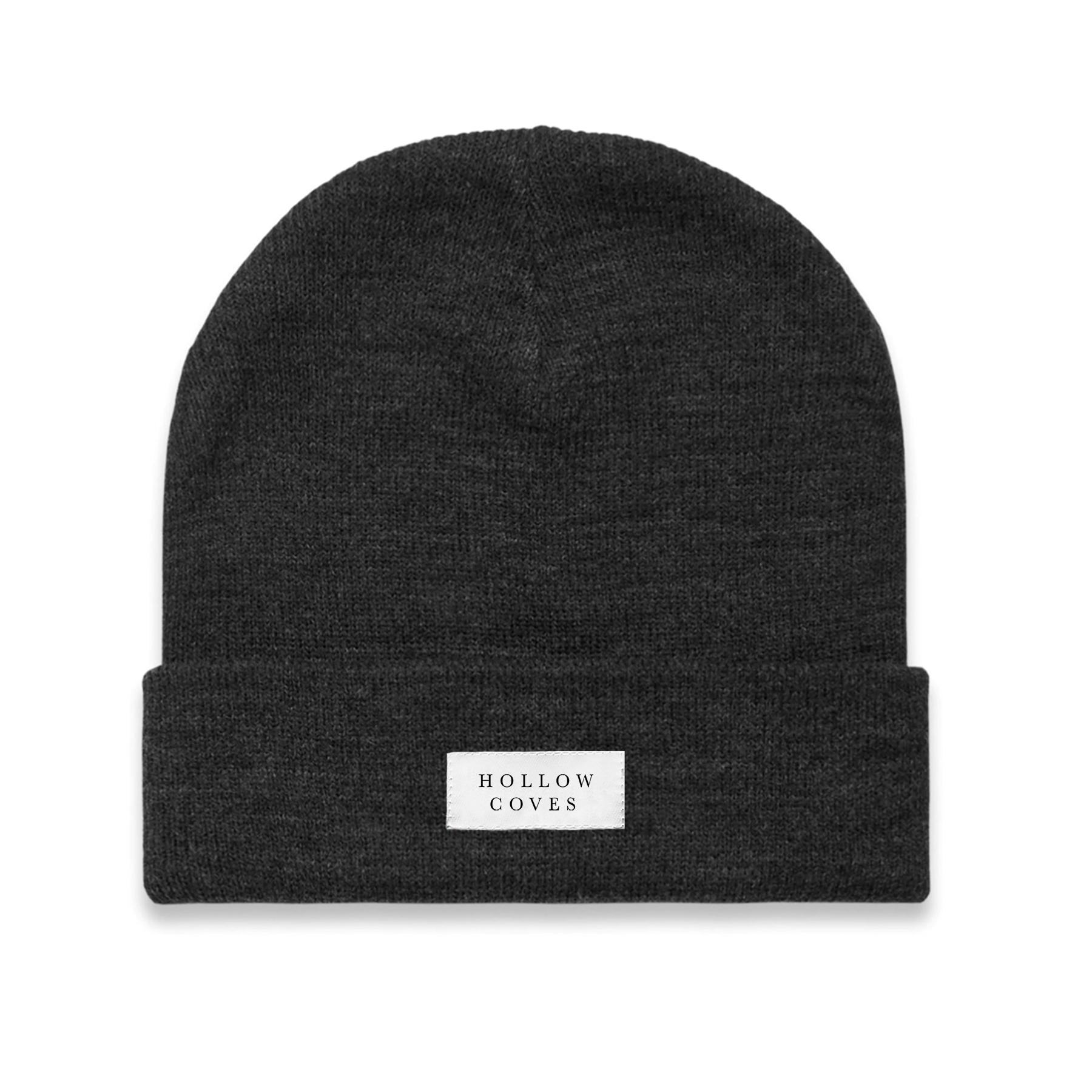 Buy Online Hollow Coves - Dark Grey Beanie