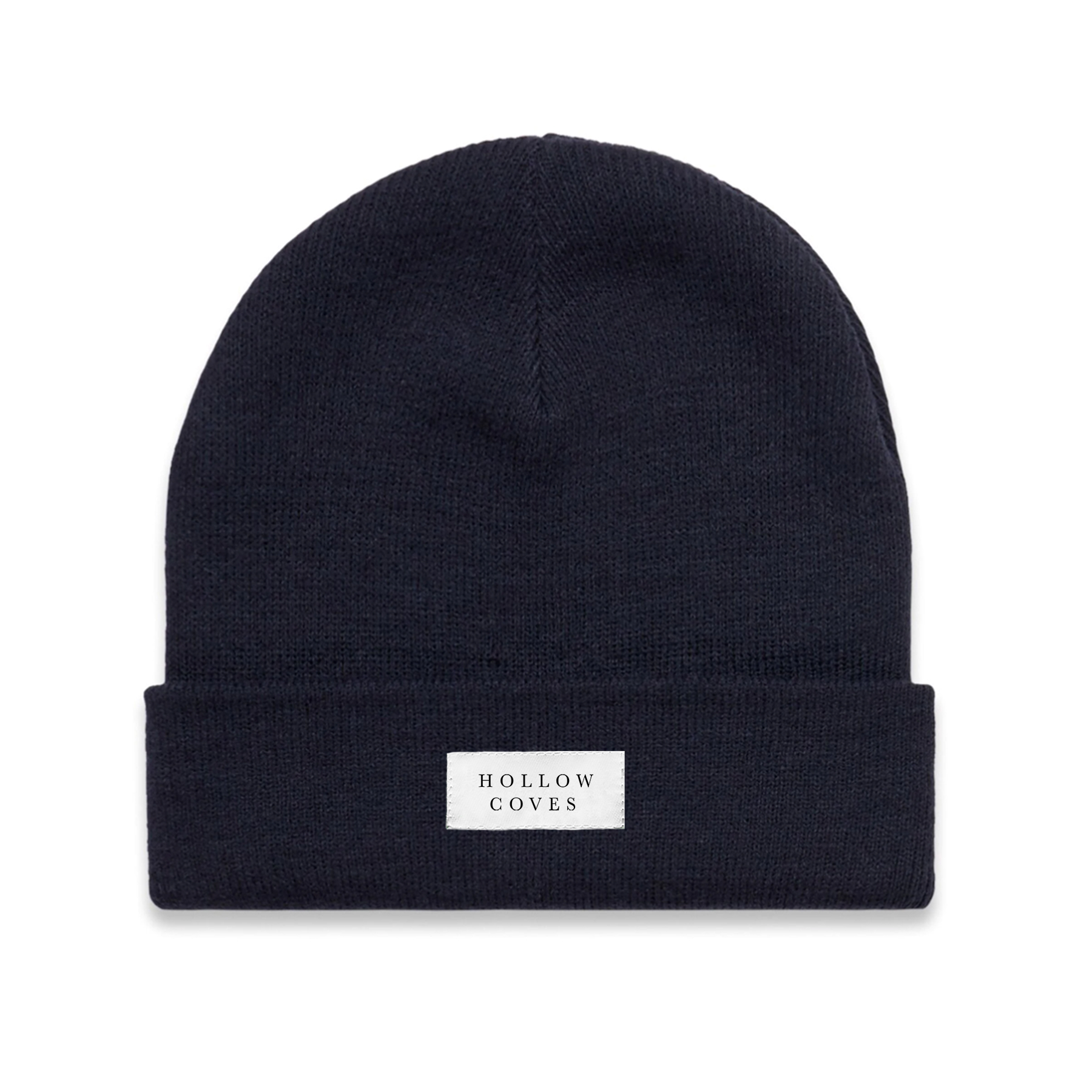 Buy Online Hollow Coves - Navy Beanie