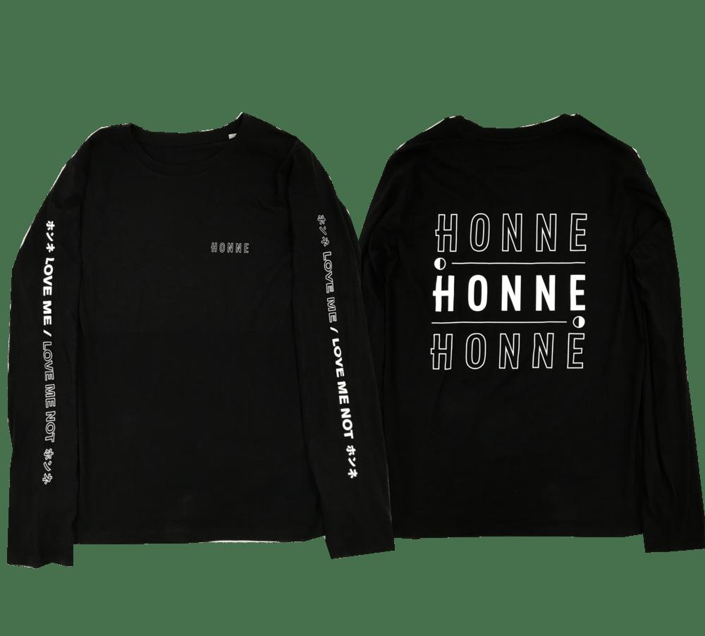 Buy Online Honne - Black Long Sleeves