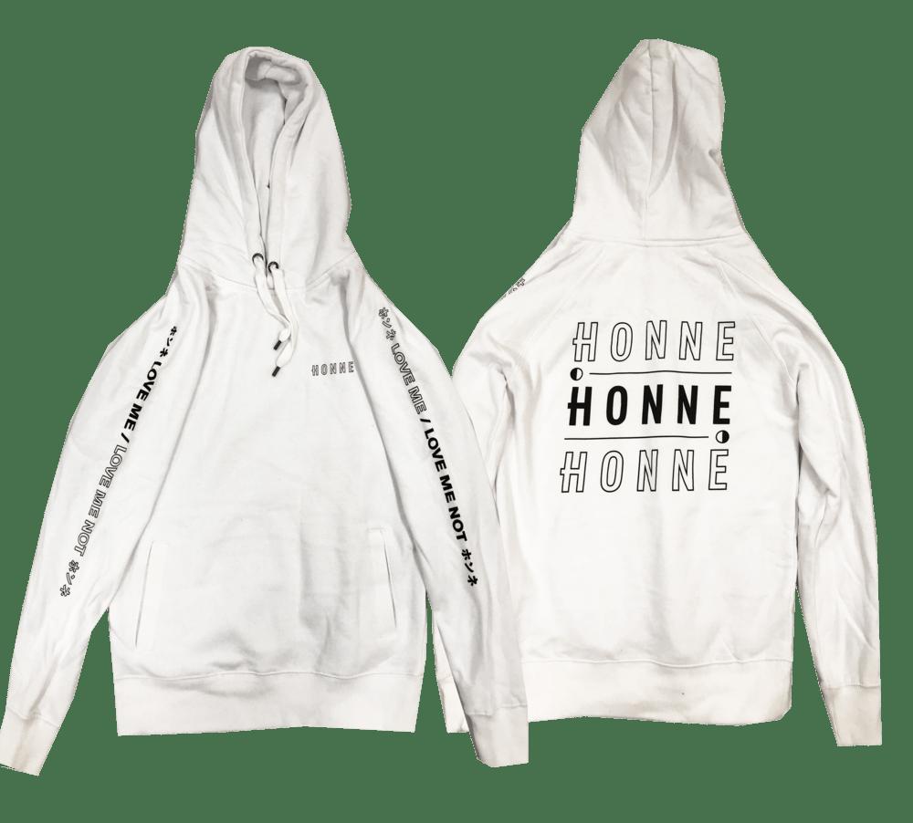 Buy Online Honne - White