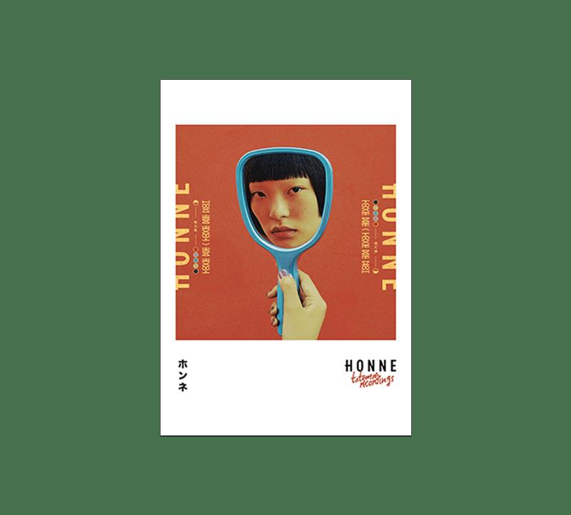 Buy Online Honne - Love Me / Love Me Not Poster