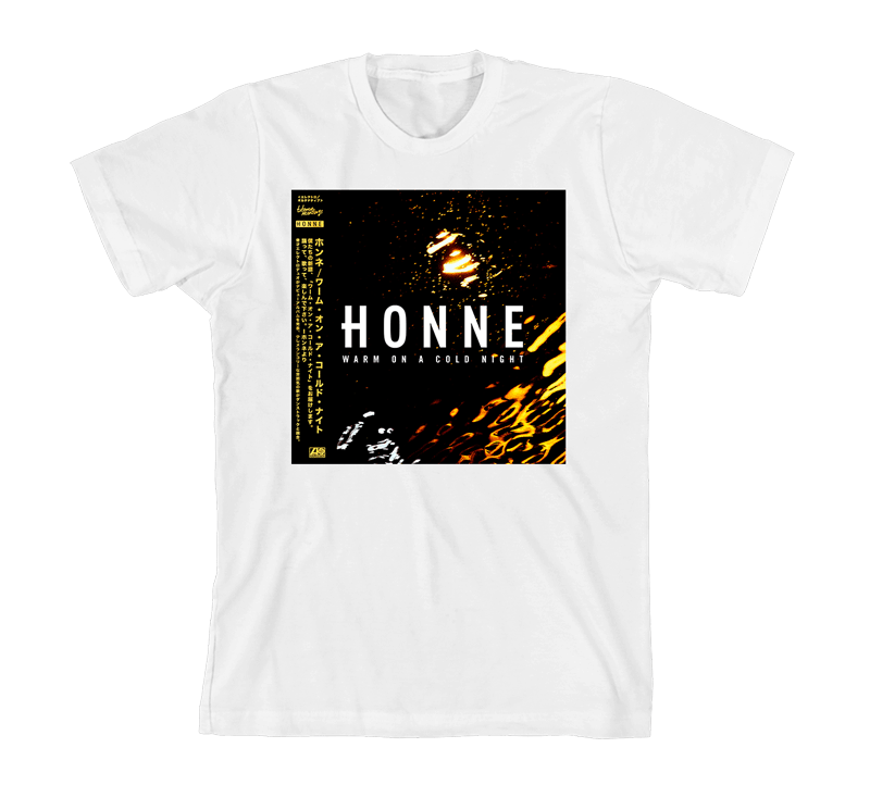 Buy Online Honne - Warm on a Cold Night Tee Shirt