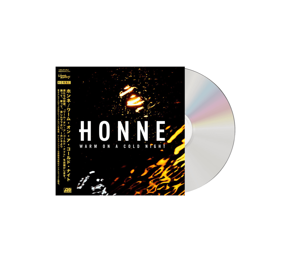 Buy Online Honne - Warm On A Cold Night