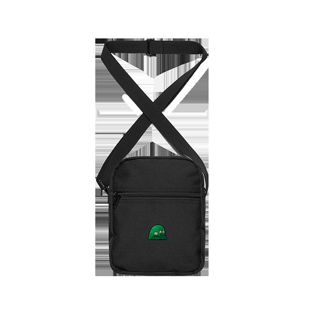 Buy Online Honne - Goo Black Cross Body Bag