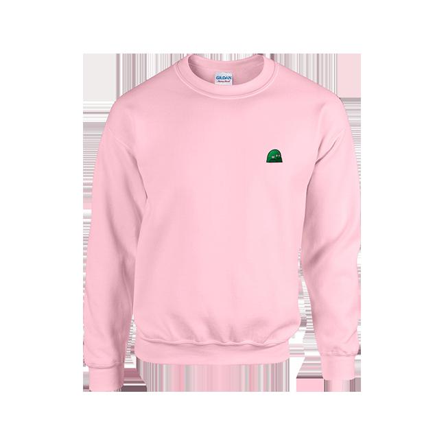 Buy Online Honne - Goo Light Pink Sweatshirt