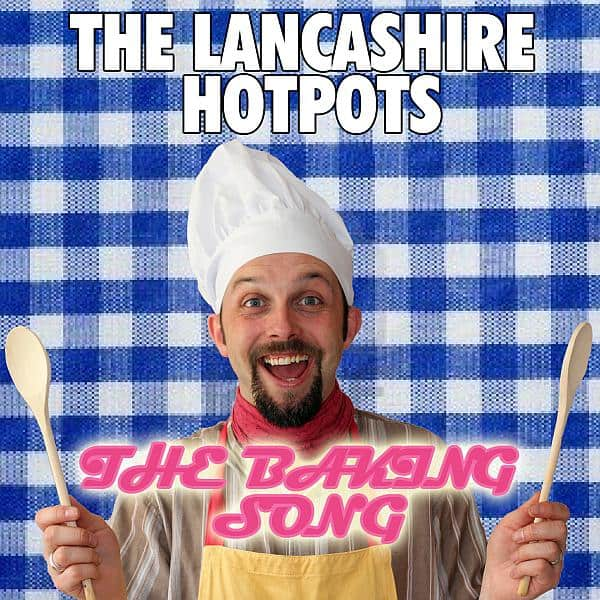 Buy Online The Lancashire Hotpots - The Baking Song