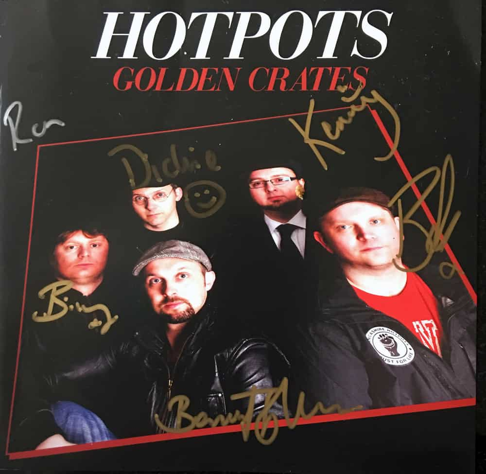 Buy Online The Lancashire Hotpots - Golden Crates (The Very Best Of) (w/ Live At The Lowry CD)