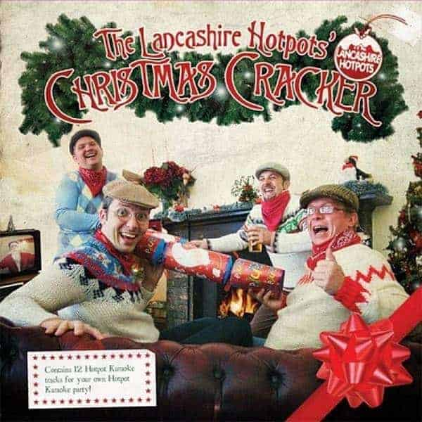 Buy Online The Lancashire Hotpots - Christmas Cracker (Download)