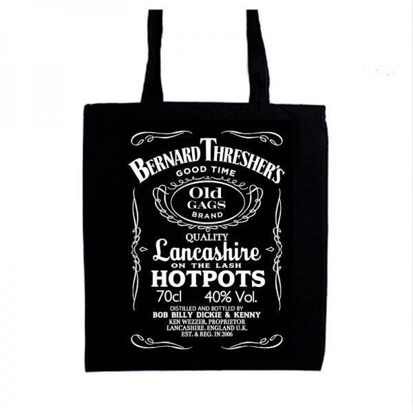Buy Online The Lancashire Hotpots - A Fistful Of Scratchcards Tote Bag