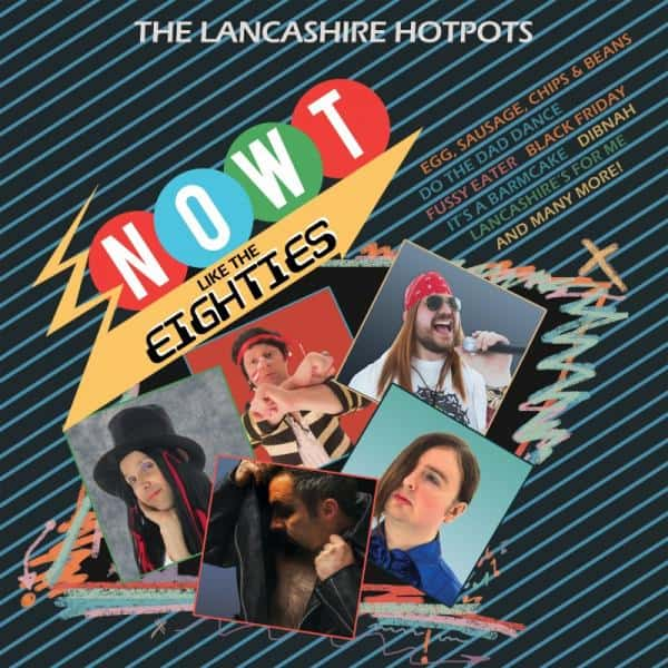 Buy Online The Lancashire Hotpots - Now't Like The 80's
