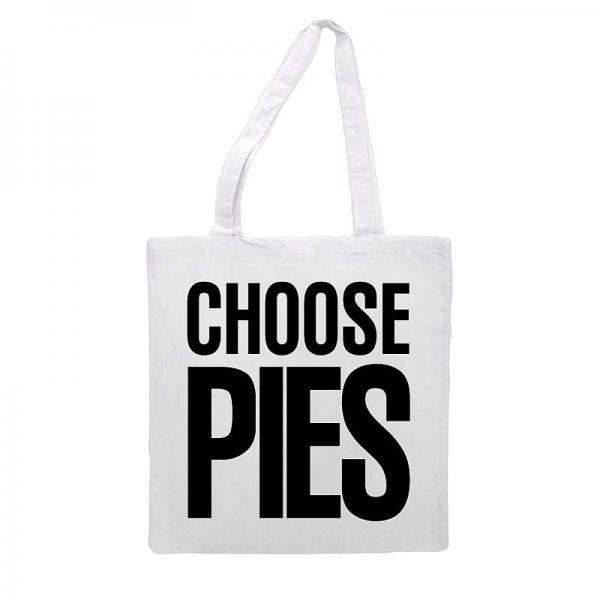 Buy Online The Lancashire Hotpots - Choose Pies Tote Bag