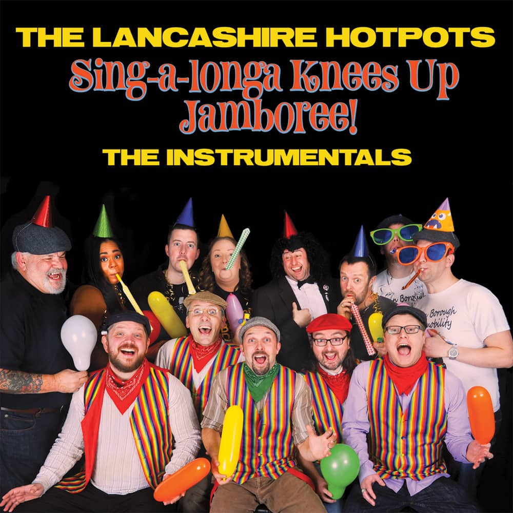 Buy Online The Lancashire Hotpots - Instrumental