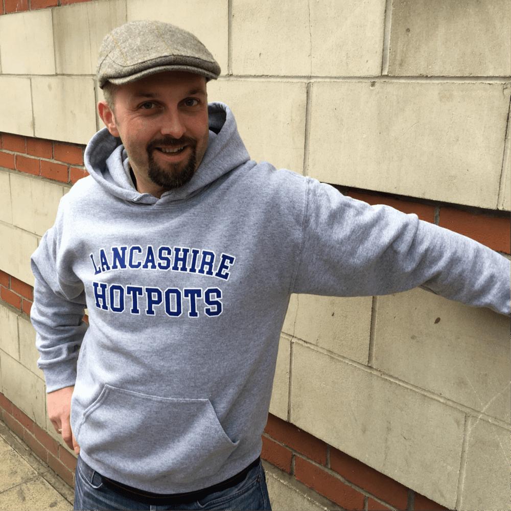 Buy Online The Lancashire Hotpots - Hoodie