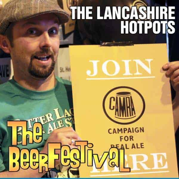 Buy Online The Lancashire Hotpots - The Beer Festival EP