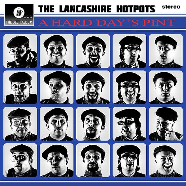 Buy Online The Lancashire Hotpots - A Hard Day's Pint