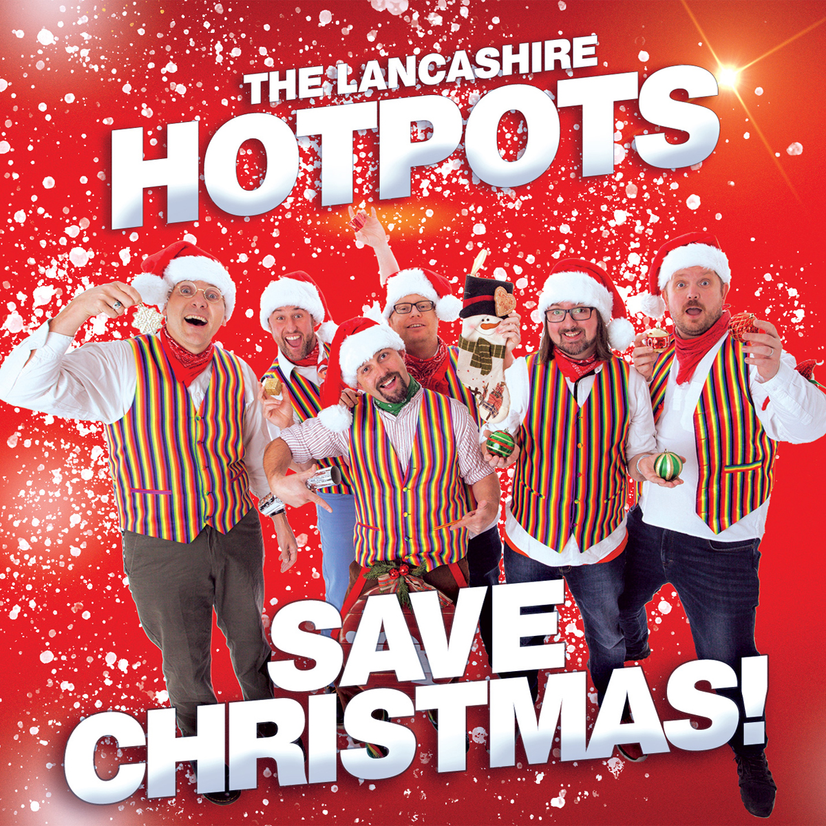 Buy Online The Lancashire Hotpots - Save Christmas Download