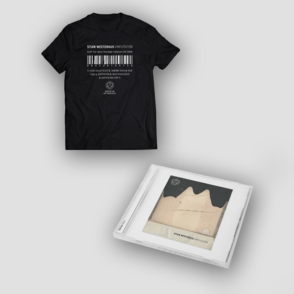 Buy Online House Of Mythology - Stian Westerhus CD + t-shirt