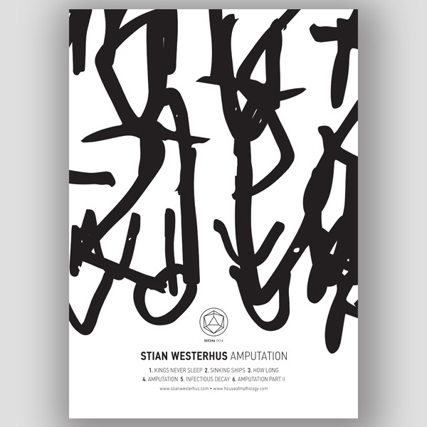 Buy Online House Of Mythology - Stian Westerhus A3 poster
