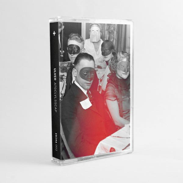 Buy Online Ulver - ATGCLVLSSCAP Cassette