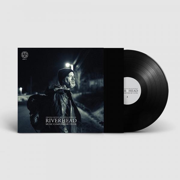 Buy Online Ulver - Riverhead O.S.T LP Black