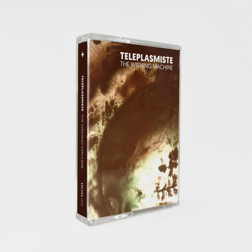 Buy Online Teleplasmiste - The Wishing Machine EP Cassette
