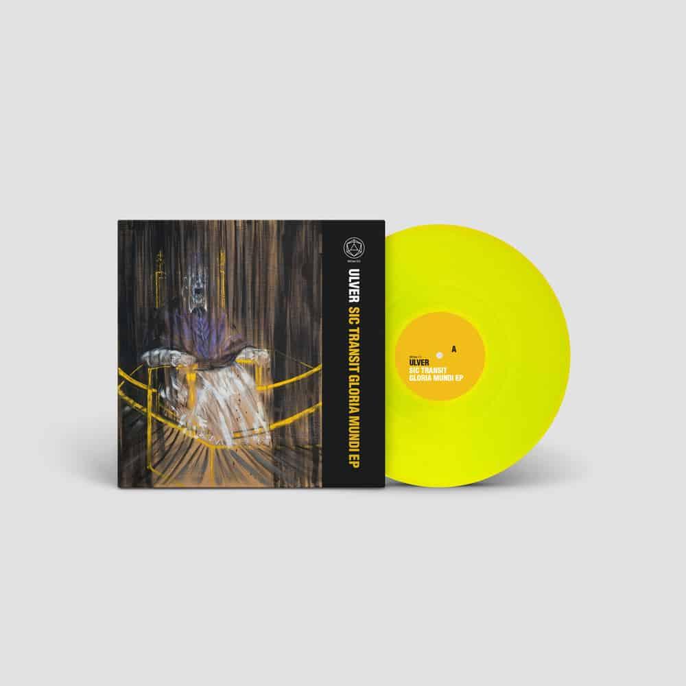 Buy Online Ulver -  Sic Transit Gloria Mundi - Punk Yellow