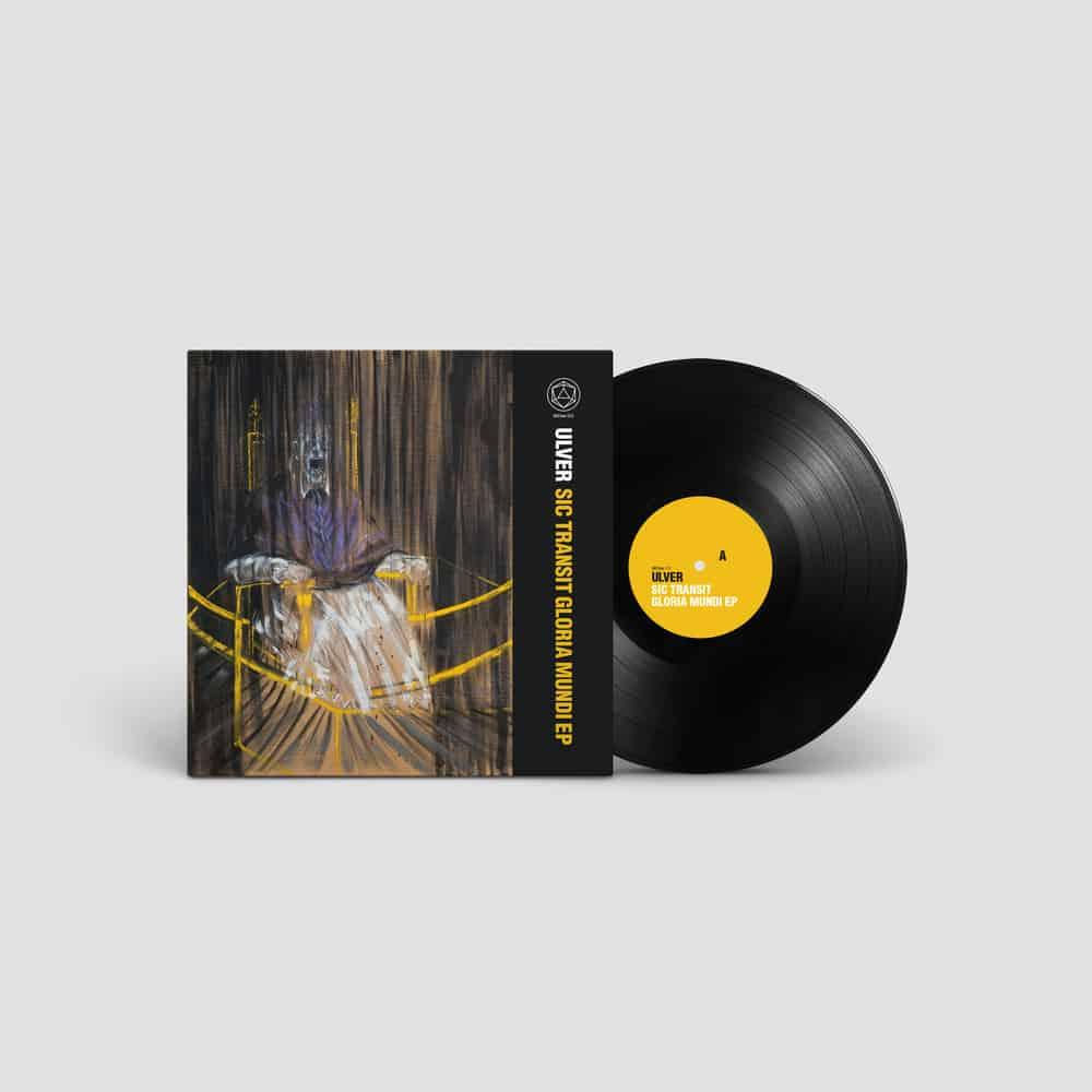 Buy Online Ulver - Sic Transit Gloria Mundi - Black
