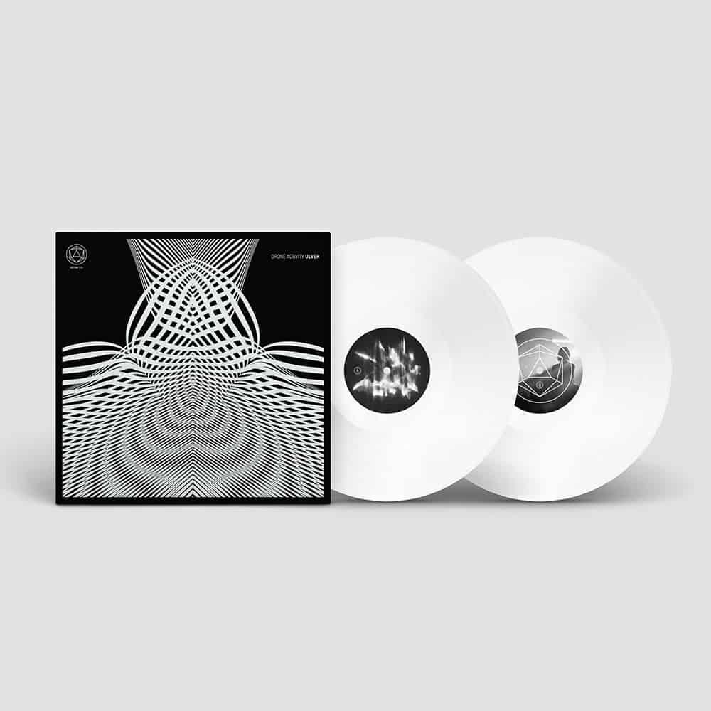 Buy Online Ulver - Drone Activity Double LP (White)