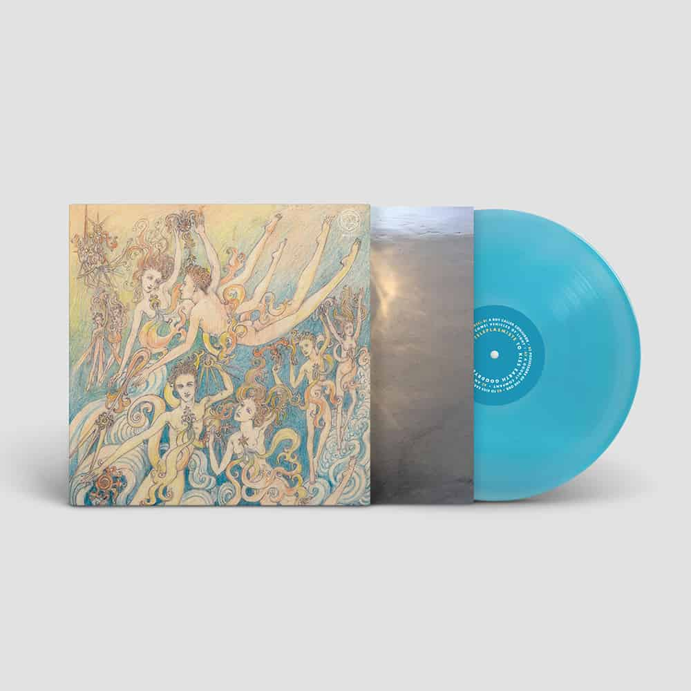 Buy Online Teleplasmiste - To Kiss Earth Goodbye Turquoise  LP