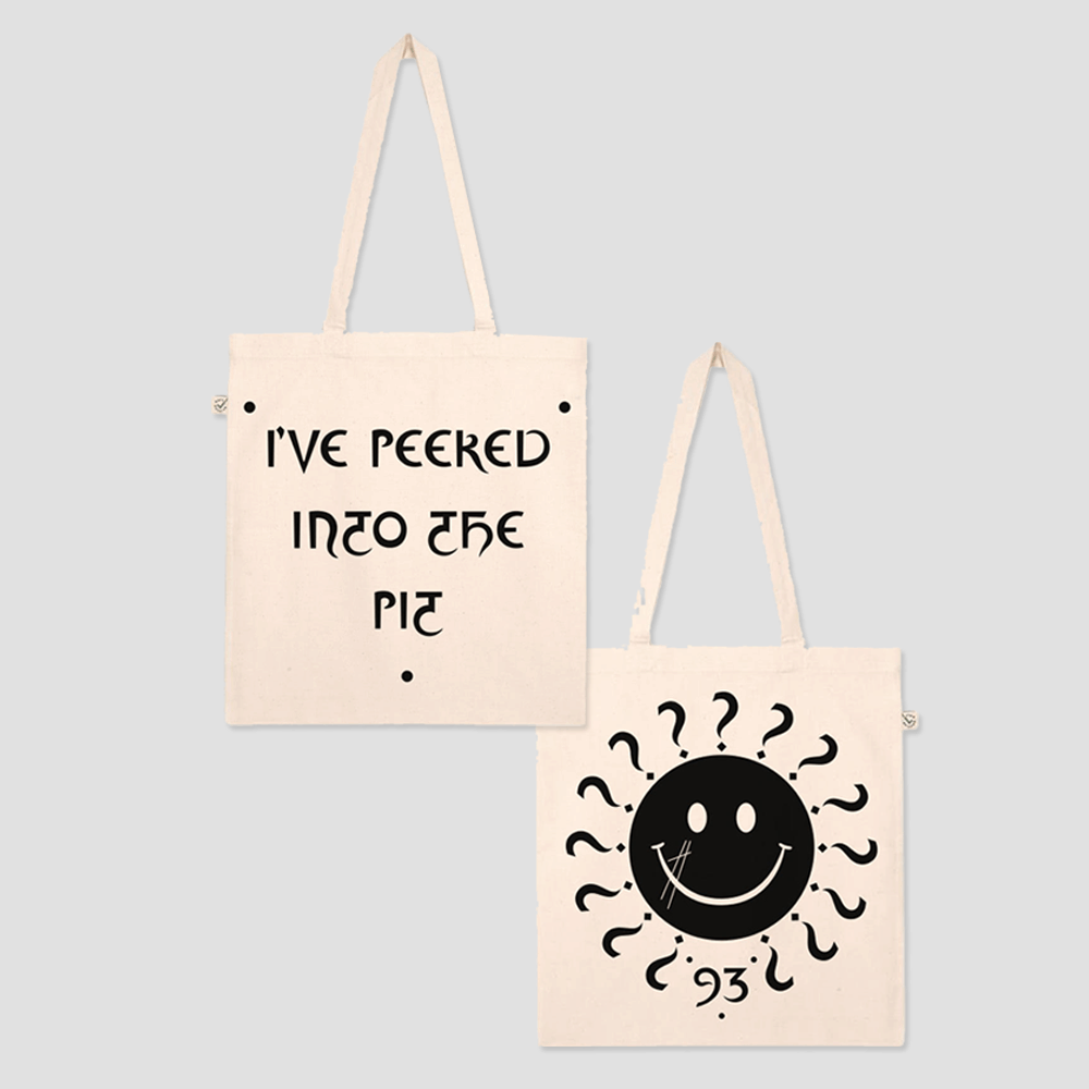 Buy Online Current 93 - I've Peeked Into The Pit Tote Bag
