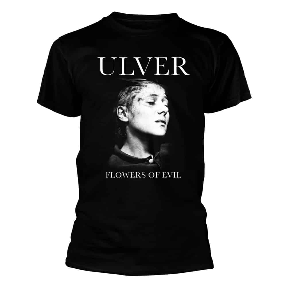 Buy Online Ulver - Flowers Of Evil - T-Shirt