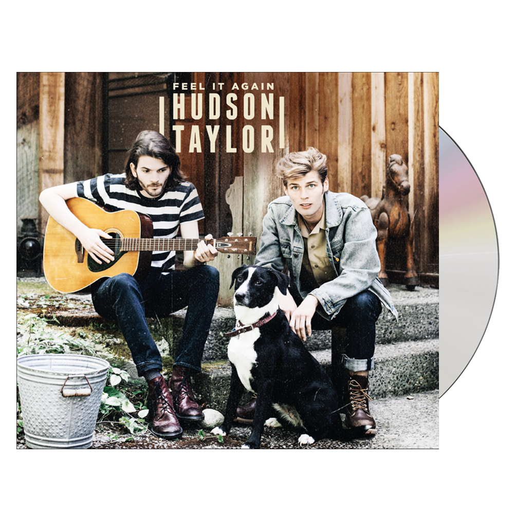 Buy Online Hudson Taylor - Feel It Again EP