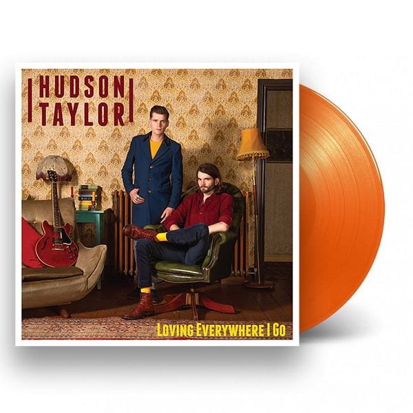 Buy Online Hudson Taylor - Loving Everywhere I Go Orange